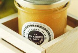 Tartelettes Ananas, Coriandre et confiture Citron Vert