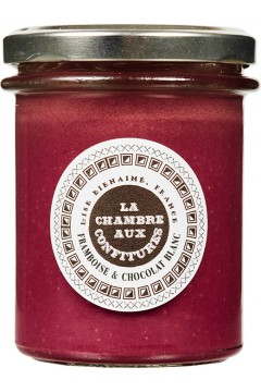 FRAMBOISE CHOCOLAT BLANC 200 GR
